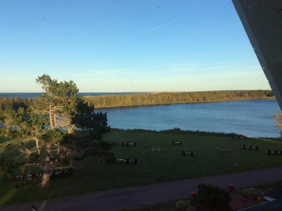 Dalvay, Canada: View from 3rd story room
