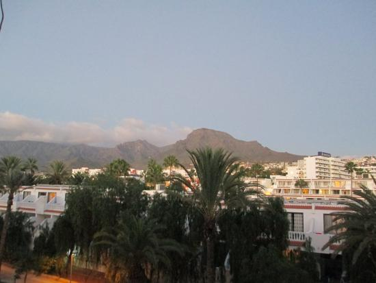 View from the room picture of hotel jardin tropical for Jardin tropical tenerife tripadvisor