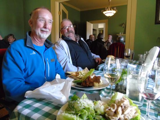 Okanagan Falls, Canada: Lunch at See Ya Later