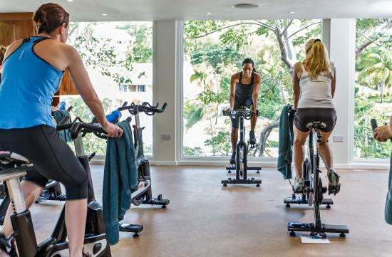The BodyHoliday: Spinning