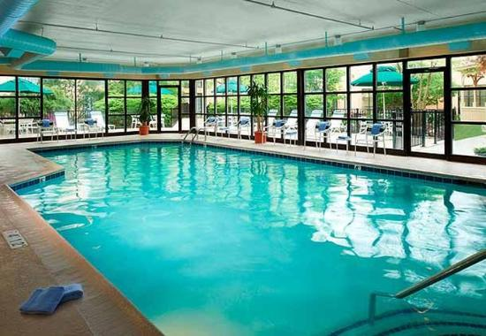 Indoor Pool Picture Of Courtyard Ann Arbor Ann Arbor Tripadvisor