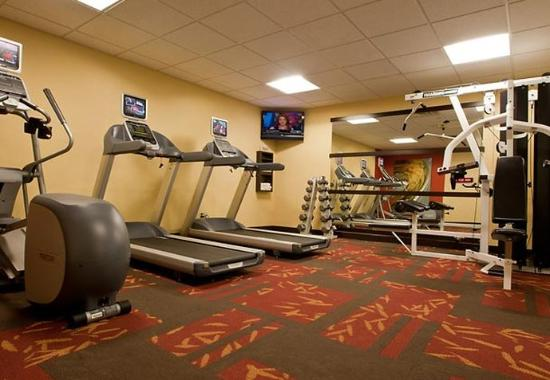 Fitness room picture of courtyard springfield for A new you salon springfield il