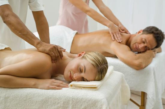 Nanoose Bay, Canada: Couples Massage