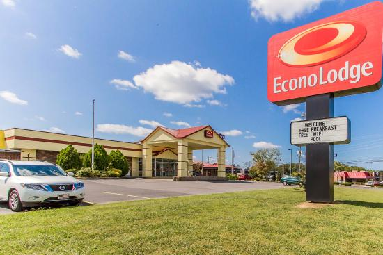 Econo Lodge Ft. Payne