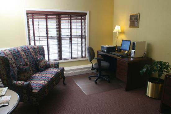 Chadds Ford, PA: Business Centre