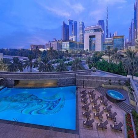 Swimming Pool Picture Of Jumeirah Emirates Towers Dubai Tripadvisor
