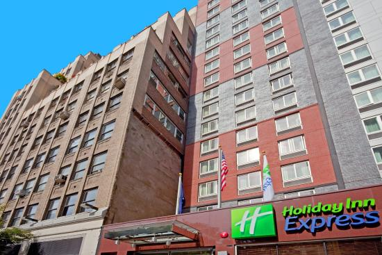 Holiday Inn Express New York City Times Square
