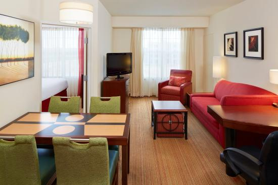 two bedroom suite picture of residence inn by marriott orlando lake
