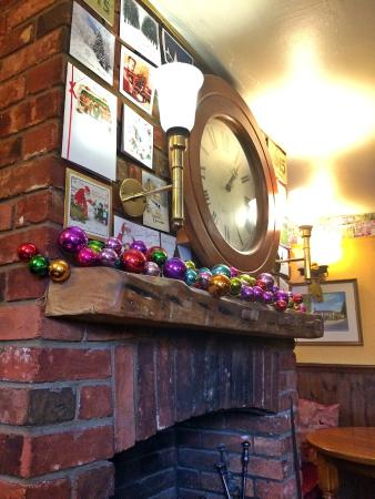 Hickling, UK: Christmas is coming!