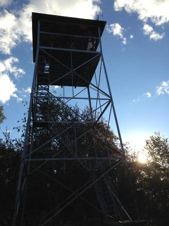 Woodstock Tower Oct 2015