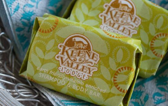 Keene Valley, NY: Natural soap for you
