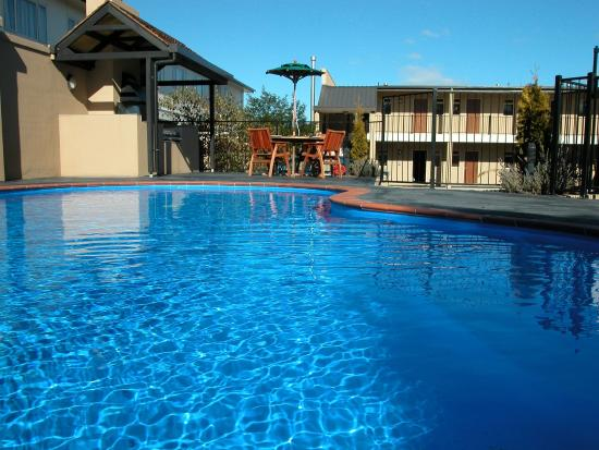 Swimming Pool Picture Of Chantilly 39 S Lake Taupo Taupo Tripadvisor