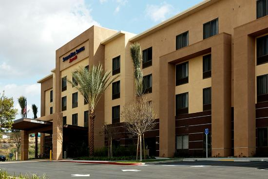 SpringHill Suites Corona Riverside