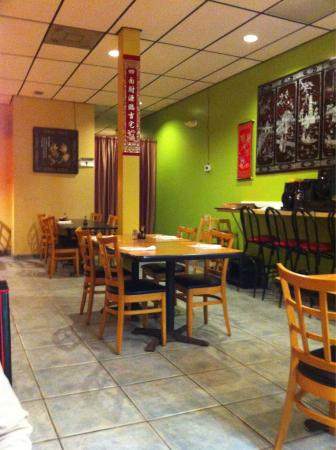Very Pretty Inside Picture Of Rose Garden Chinese Restaurant Alachua Tripadvisor