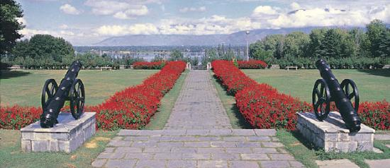 Mughal Gardens Picture Of Hospitality Home Srinagar