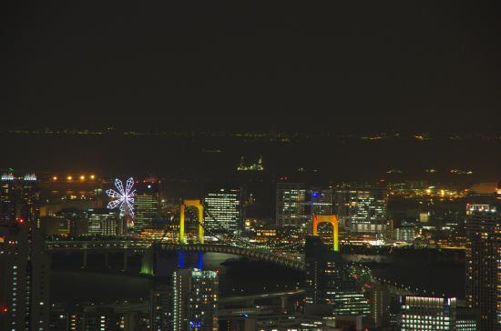 View from the Sky Deck - Picture of Tokyo City View Observation Deck (Roppong...