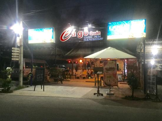 View picture of ca go wood fish restaurant hoi an for Go fish restaurant