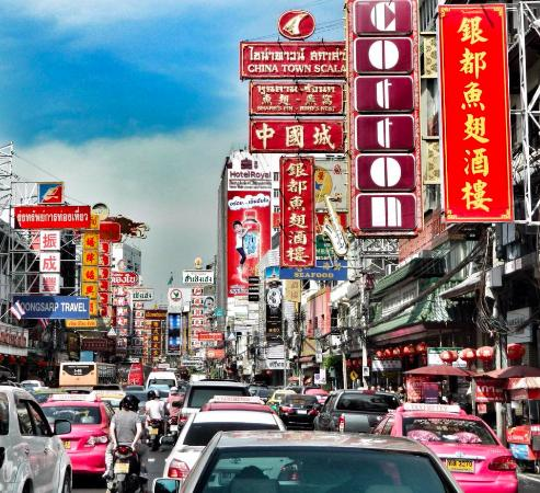 Chinatown  Picture Of Best Bangkok Private Tours Bangkok  TripAdvisor