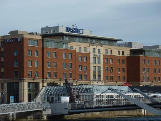 Отель Jurys Inn Dublin Custom House, …