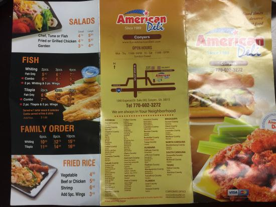 Restaurants On West Ave Conyers Ga