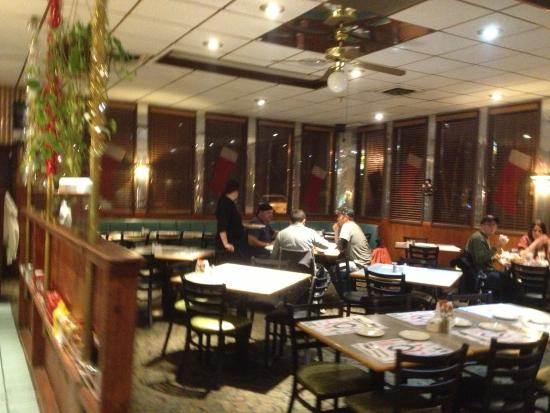 Liberty Diner - dining room
