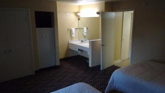 sink in bedroom picture of celebration suites kissimmee