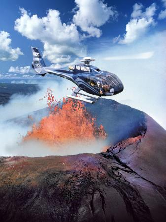 Lava  Picture Of Blue Hawaiian Helicopter Tours Waikoloa Waikoloa  TripAd