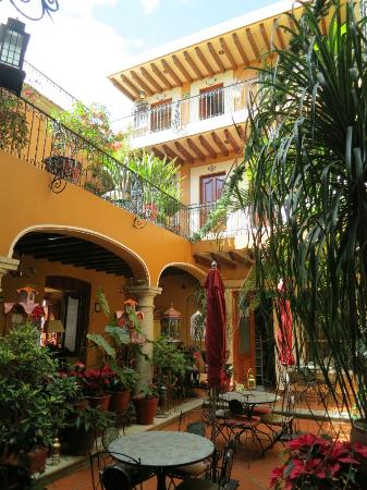 Img 7779 picture of hotel boutique parador san for Boutique hotel oaxaca
