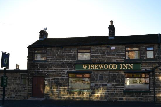 Food Amazing The Wisewood Inn Sheffield Traveller