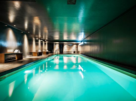 Saint james albany hotel spa paris france hotel for Appart hotel montpellier avec piscine