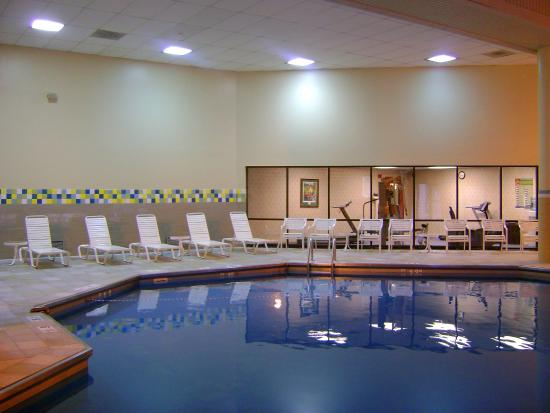 Newly Renovated Indoor Swimming Pool Picture Of Crowne Plaza Hotel Columbus Dublin Dublin