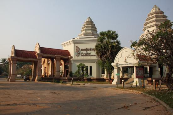 Angkor Museum - Picture of Angkor National Museum, Siem ...