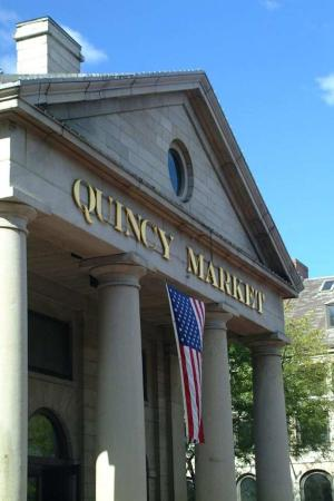 Quincy Market - Picture of Hilton Garden Inn Burlington ...