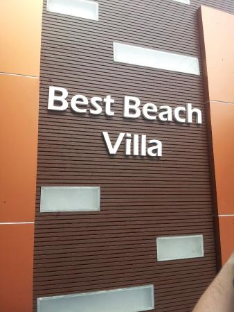 Best Beach Villa