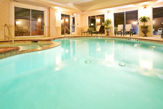 swimming pool picture of holiday inn express hotel suites terrell terrell tripadvisor
