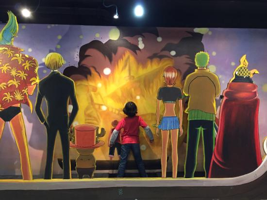 One Piece D Exhibition Hong Kong : Photo g picture of hong kong d museum
