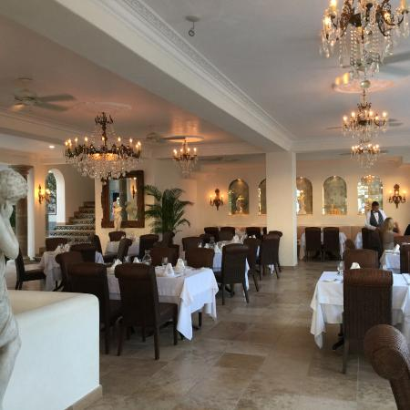 glamorous dining room picture of casa kimberley puerto