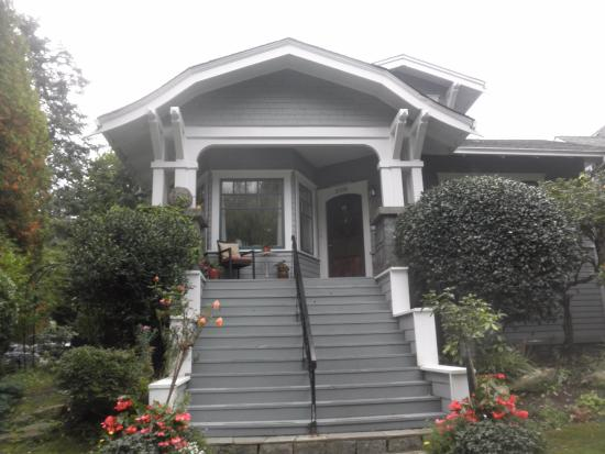 Greystone Vancouver Bed Breakfast