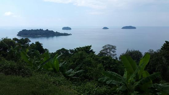 Mu Ko Chang National Park View Point - Picture of Mu Ko ...