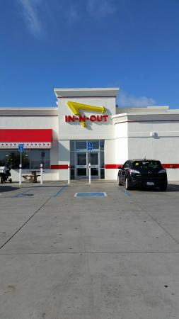 Kettleman City, CA: The one stop we made on our trip from the San Francisco Bay area to LA.