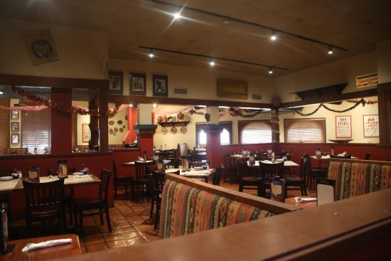 Dining Area Picture Of El Chico Wichita Falls TripAdvisor