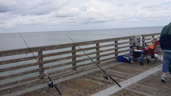 1 picture of jacksonville beach fishing pier for Fishing piers in jacksonville fl