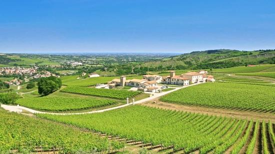Fiumana Italy  city photos : ... aerea Picture of Borgo Conde Wine Resort, Fiumana TripAdvisor