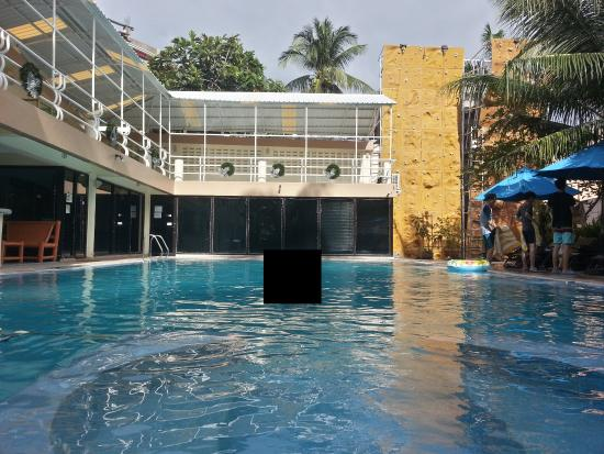 Patio Pacific Boracay Pool Area