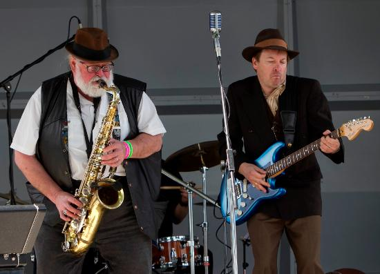 Owatonna, MN: Smokin' in Steele BBQ and Blues Festival