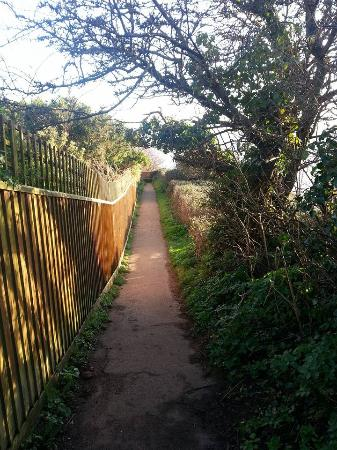 Budleigh Salterton, UK: Coastal Path