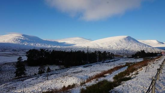 Aviemore and the Cairngorms, UK: Wow