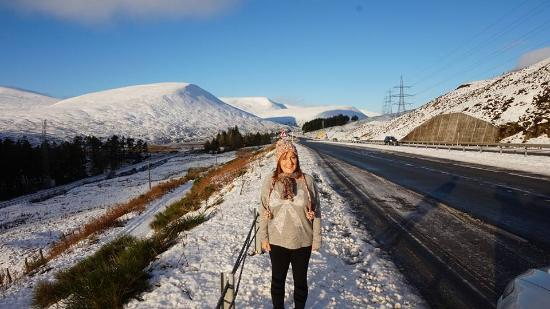 Aviemore and the Cairngorms, UK: Just fab; we loved it