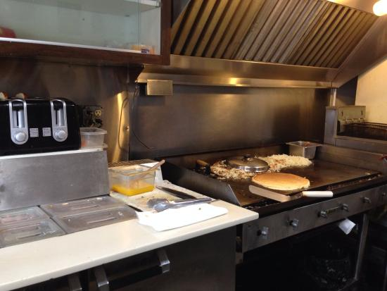Fort Atkinson, WI: Scottie's Eat-Mor grill