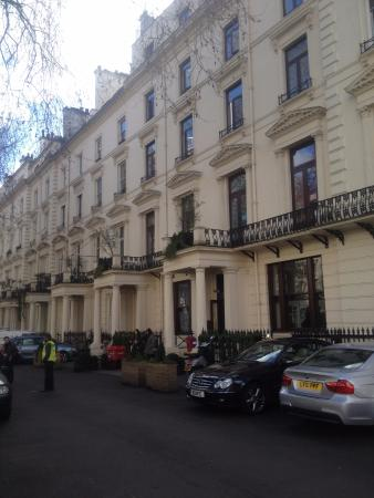 Facade picture of equity point london hotel london for 100 102 westbourne terrace paddington london england w2 6qe